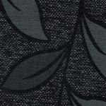 Dunde floral black